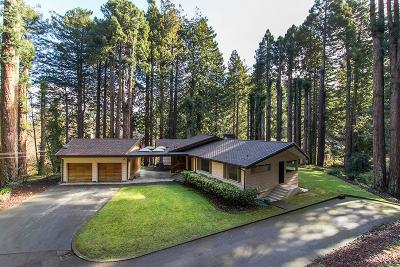 Eureka Single Family Home For Sale: 1620 Sonoma Street