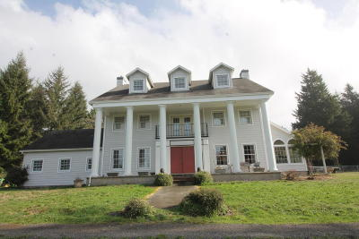 McKinleyville Single Family Home For Sale: 2159 Norton Road