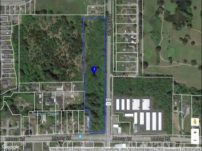 McKinleyville Residential Lots & Land For Sale: Central Avenue