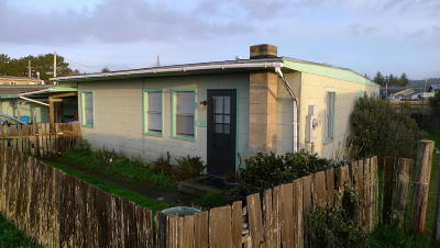 Eureka Single Family Home For Sale: 1445 Buhne Drive