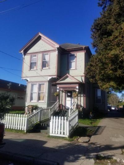 Eureka Single Family Home For Sale: 2154 Spring Street