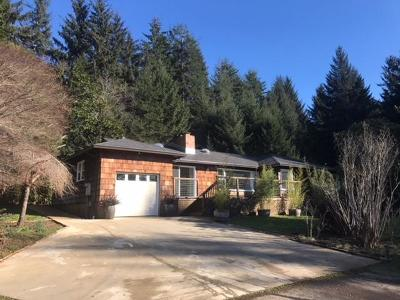 Mckinleyville Single Family Home For Sale: 3375 Renner Road