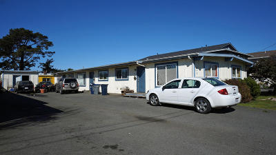 Arcata CA Multi Family Home For Sale: $315,000