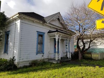 Fortuna Single Family Home For Sale: 1561 Main Street