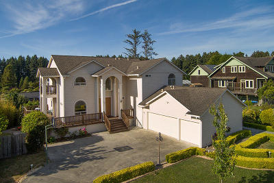 Mckinleyville Single Family Home For Sale: 1701 Kristin Way