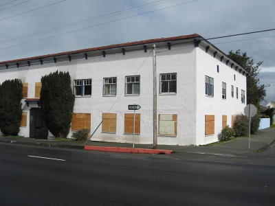 Humboldt County Multi Family Home For Sale: 833 H Street