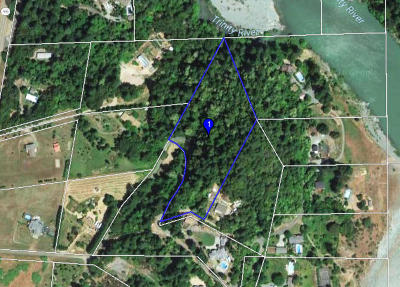 Willow Creek CA Residential Lots & Land For Sale: $109,500