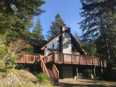 McKinleyville Single Family Home For Sale: 309 Crockett Xing Road