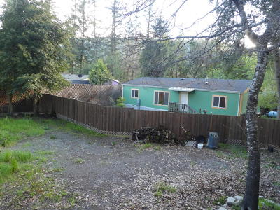 Redway CA Single Family Home For Sale: $290,000