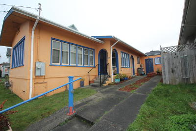 Eureka Single Family Home For Sale: 1231 F Street