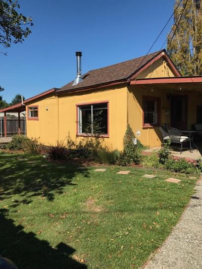 Mckinleyville Single Family Home For Sale: 819 Gross Street