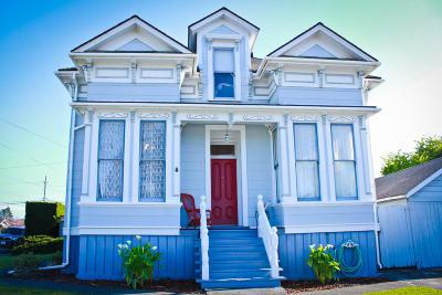 Eureka Single Family Home For Sale: 2706 I Street