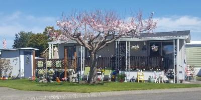 McKinleyville Mobile/Manufactured For Sale: 1704 Thunderbird Drive
