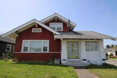 Eureka Single Family Home For Sale: 1904 I Street
