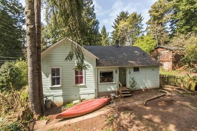 Arcata Single Family Home For Sale: 1222 Fickle Hill Road