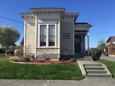 Eureka Single Family Home For Sale: 1437 3rd Street