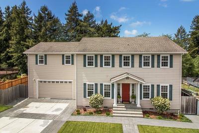 Eureka Single Family Home For Sale: 5716 Christine Drive