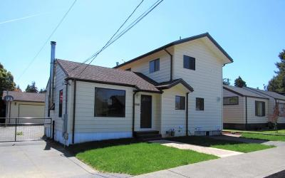 Eureka Single Family Home For Sale: 1546 E Wabash Avenue