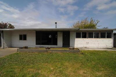 Eureka Single Family Home For Sale: 3311 Glenwood Street