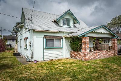 Eureka Single Family Home For Sale: 3516 High Street