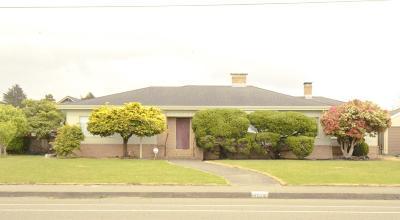 Eureka Single Family Home For Sale: 2623 J Street
