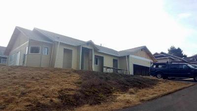 Eureka Single Family Home For Sale: 60 Blue Spruce Lot 22 Drive