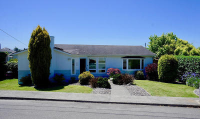 Fortuna CA Single Family Home For Sale: $419,900