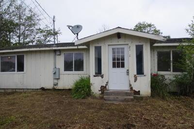 Arcata, Bayside Single Family Home For Sale: 2171 Peninsula Drive