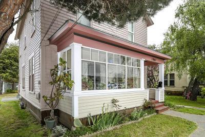 Eureka Single Family Home For Sale: 1901 2nd Street