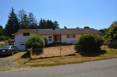 Mckinleyville Single Family Home For Sale: 1313 Underhill Avenue