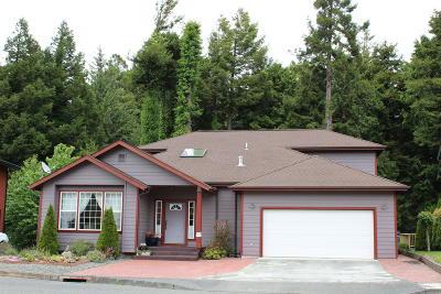 Eureka Single Family Home For Sale: 109 Ponderosa Court