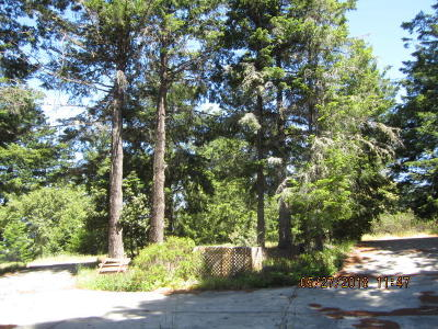 Whitethorn CA Residential Lots & Land For Sale: $80,000