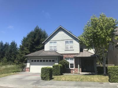 Eureka Single Family Home For Sale: 3923 Bryeld Court
