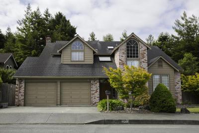 Eureka Single Family Home For Sale: 4988 Lundblade Drive