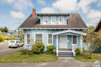 Eureka Single Family Home For Sale: 1905 G Street