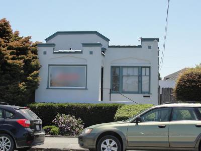 Eureka Single Family Home For Sale: 1010 7th Street