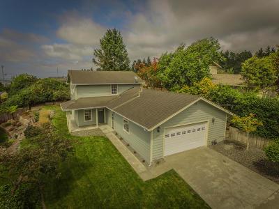 Eureka Single Family Home For Sale: 2257 Kipling Drive