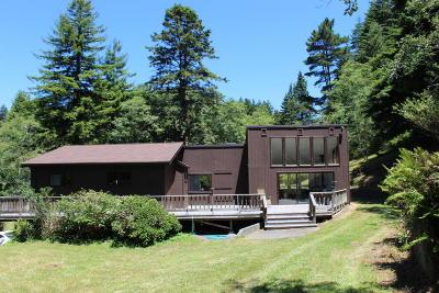 Fortuna Single Family Home For Sale: Palmer Boulevard