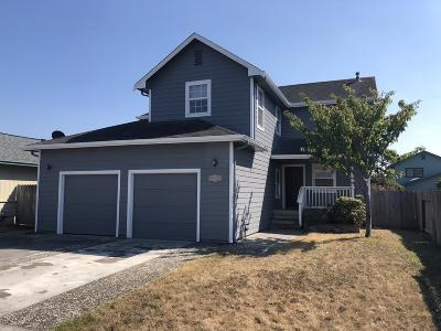 Mckinleyville Single Family Home For Sale: 1730 Noble Court