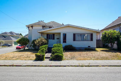 Eureka CA Single Family Home For Sale: $235,000