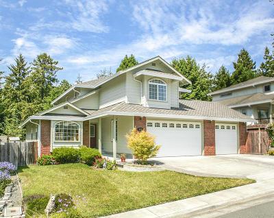 Eureka Single Family Home For Sale: 3925 Davis Court