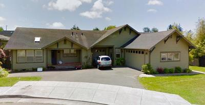 McKinleyville Single Family Home For Sale: 2202 Ravenwood Place