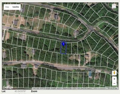 Whitethorn  Residential Lots & Land For Sale: 52 Madrone Road