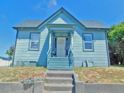 Eureka Single Family Home For Sale: 905 B Street