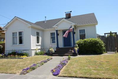 Eureka Single Family Home For Sale: 2837 A Street