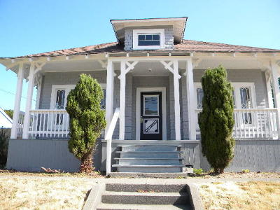 Eureka Single Family Home For Sale: 137 14th Street