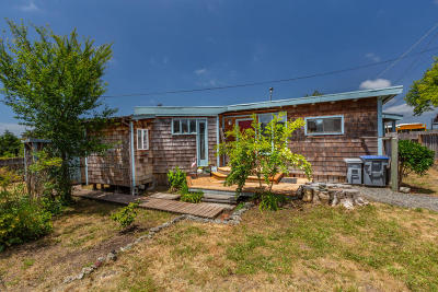 Arcata Single Family Home For Sale: 2257 Western Avenue