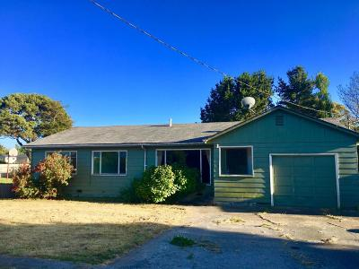 Arcata, Bayside Single Family Home For Sale: 1687 29th Street