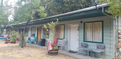 Humboldt County Multi Family Home For Sale: 39773 Hwy 299