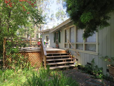 Arcata Single Family Home For Sale: 577 A & B Bayside Road
